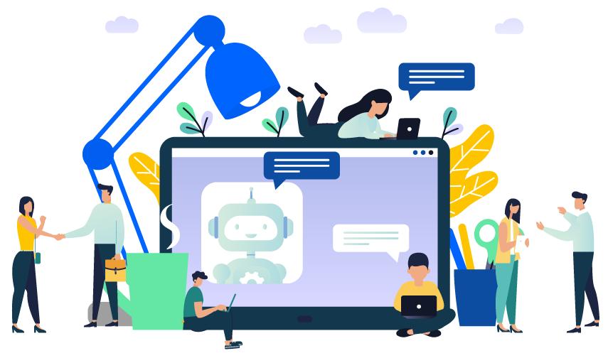 Chatbot platform company