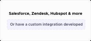 Custom-Integrations