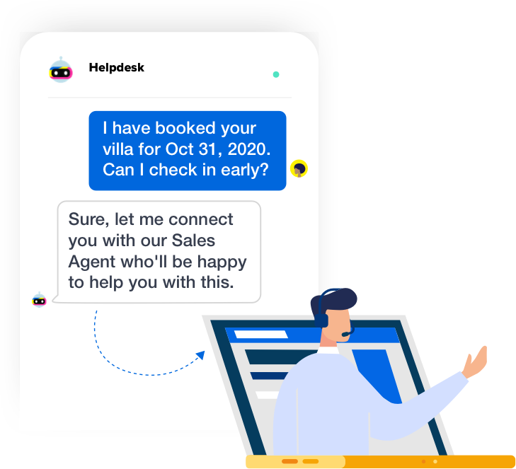 live agent chat tool