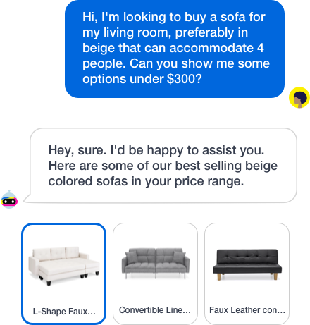 Sales live agent